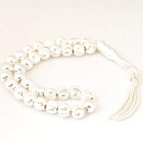 925 Sterling Silver Rosary, Tasbih
