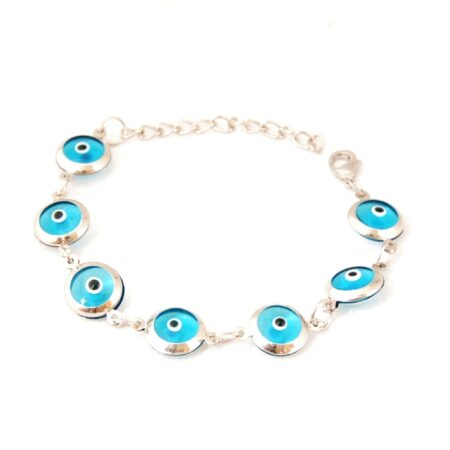 Evil Eye Blue, Fashion Bracelet