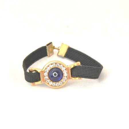 Evil Eye Elastic Band Fashion Bracelet