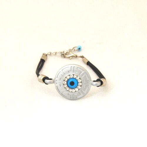 Evil Eye  Greek Style, Fashion Bracelet