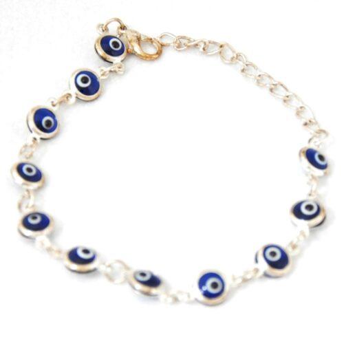 Evil Eye Navy, Fashion Bracelet