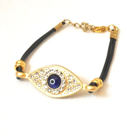 Evil Eye, Oval Shaped, Fashion Bracelet