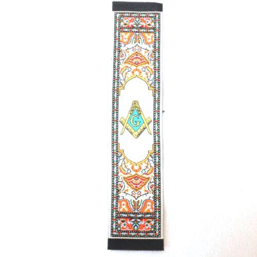Mason Tapestry Bookmark